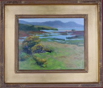Rhett Regina Owings with Carmel River Marsh